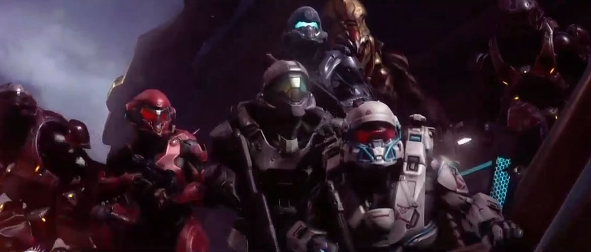 Halo 5: Guardians, fue el punto de inicio en la conferencia de Xbox para la E3 2015.