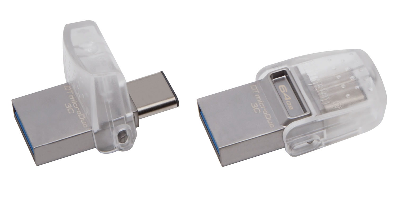 DataTraveler microDuo 3C.