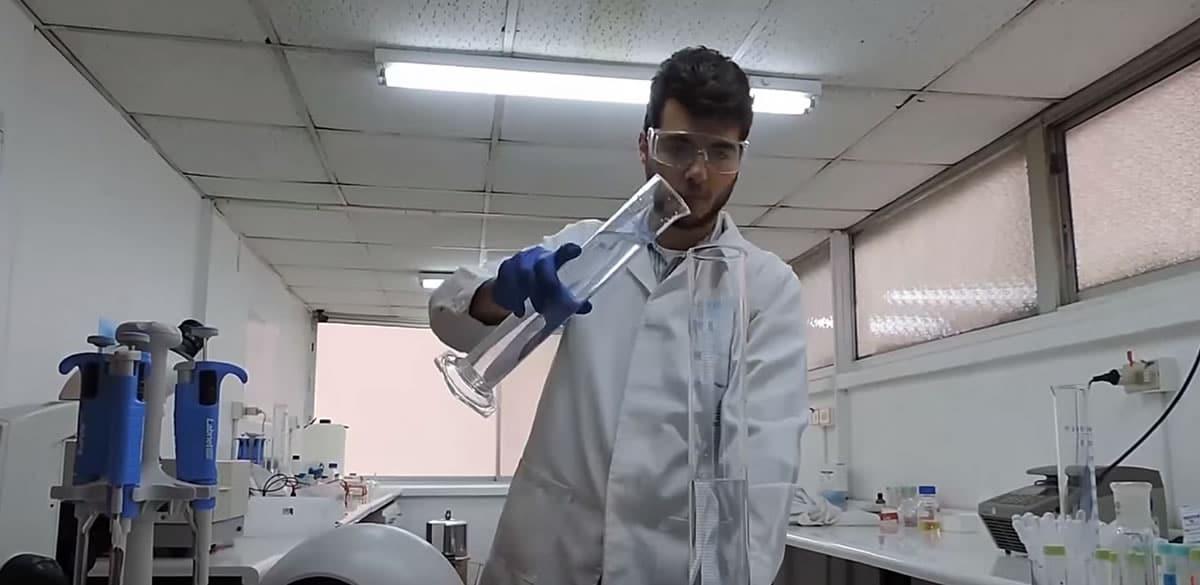 Las instalaciones de Santiago Labspace te ayudan a desarrollar tus ideas científicas.