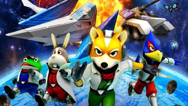 ¿Habrá un nuevo Star Fox para la Nintendo Wii U este año?