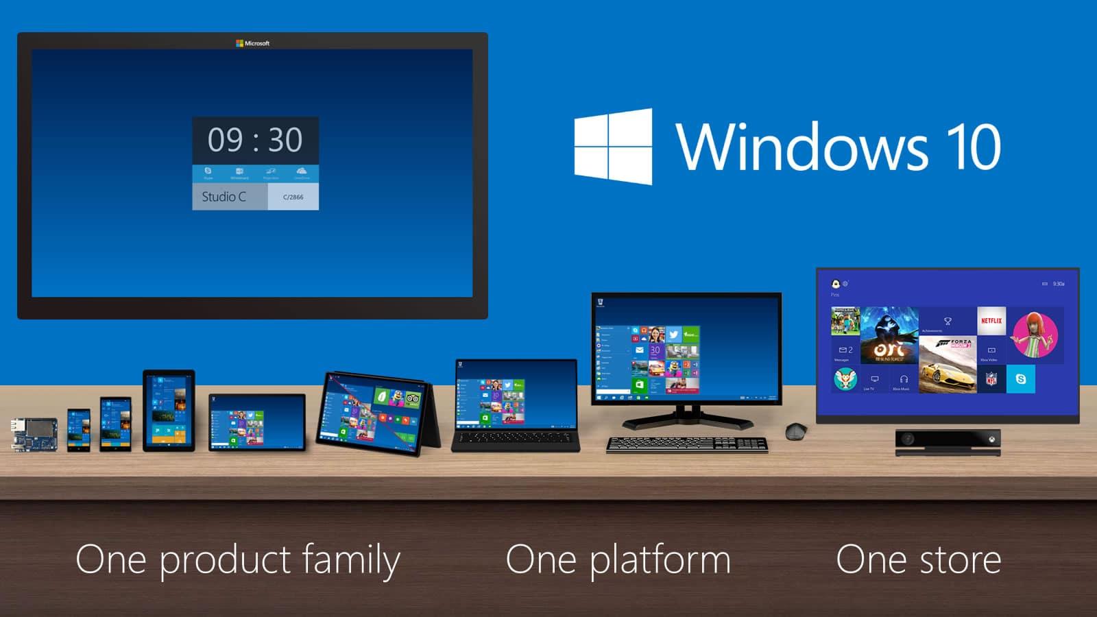 La gran actualización de Windows 10 ya está disponible para su descarga.