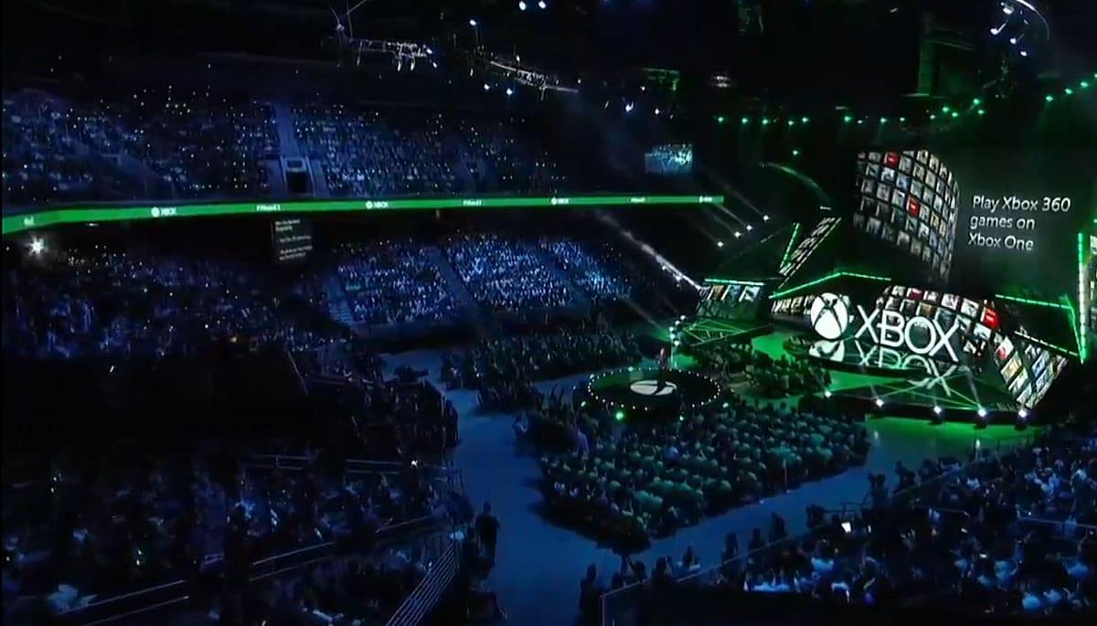 """Sin duda el anuncio de la retrocompatibilidad de la Xbox One, fue lo más """"gritado"""" por los presentes."""