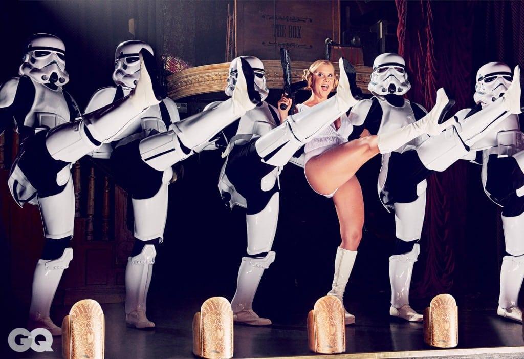 Amy Schumer Star Wars GQ 05