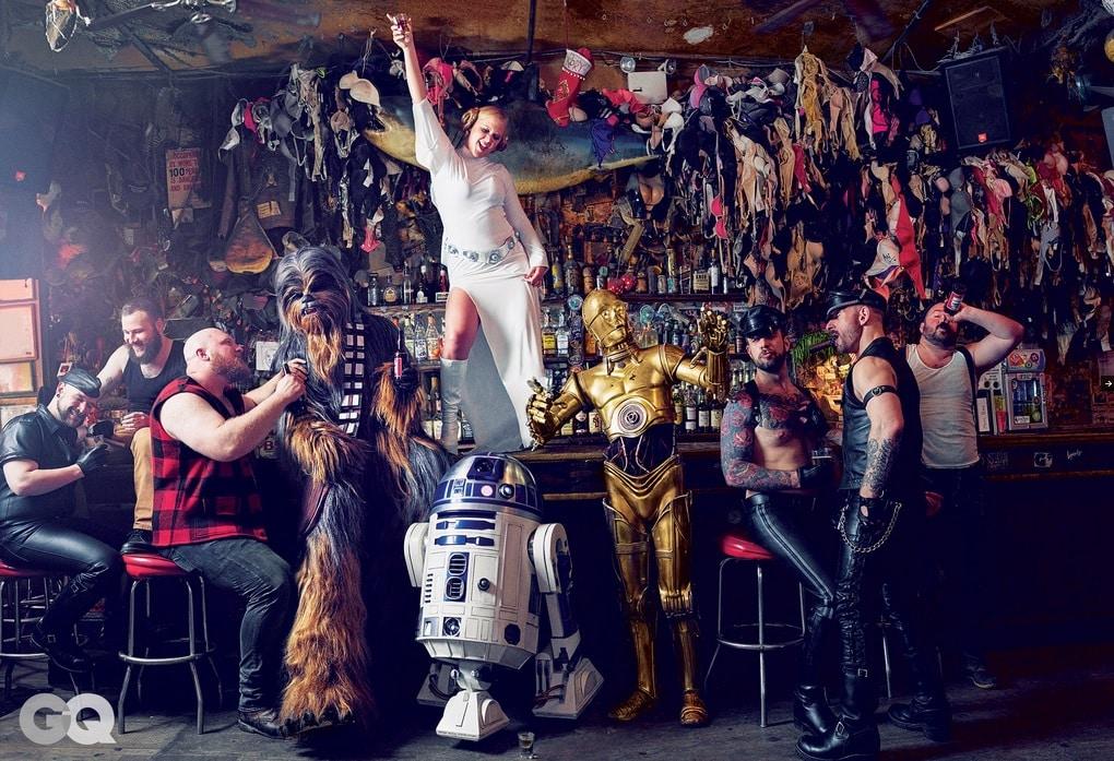 Amy Schumer Star Wars GQ 06