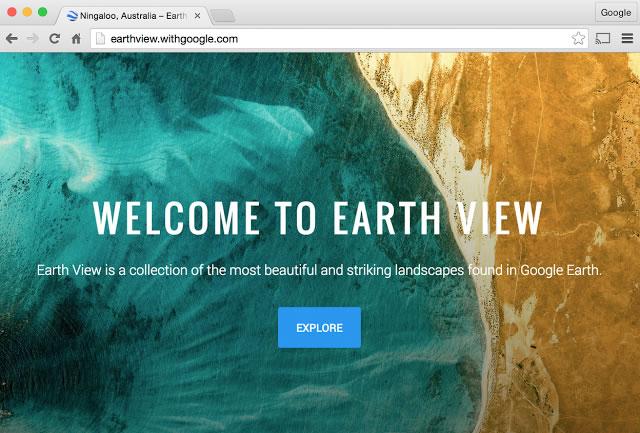 Google Earth: 1500 nuevas fotografías están incorporadas en Earth View.