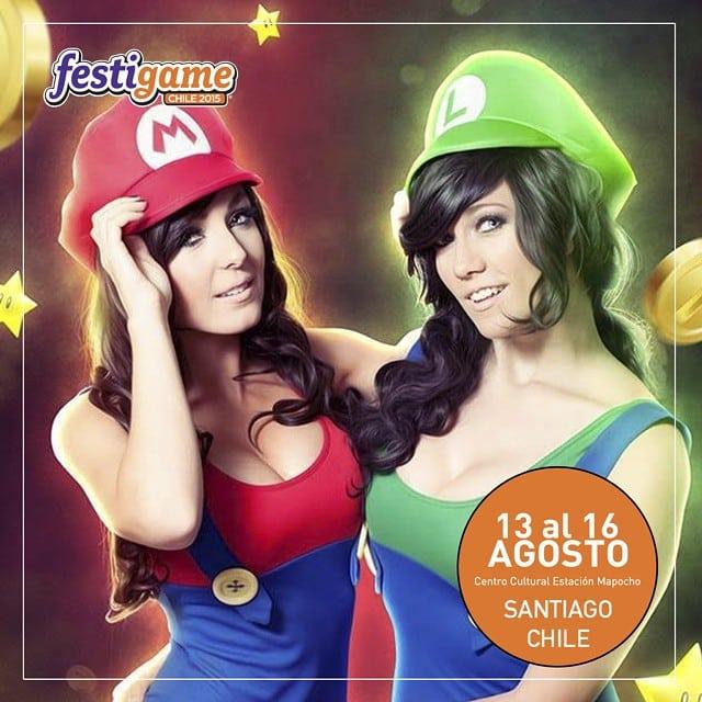 Cosplay: La cosplayer estadounidense Jessica Nigri, es parte de las invitadas a este FestiGame 2015.