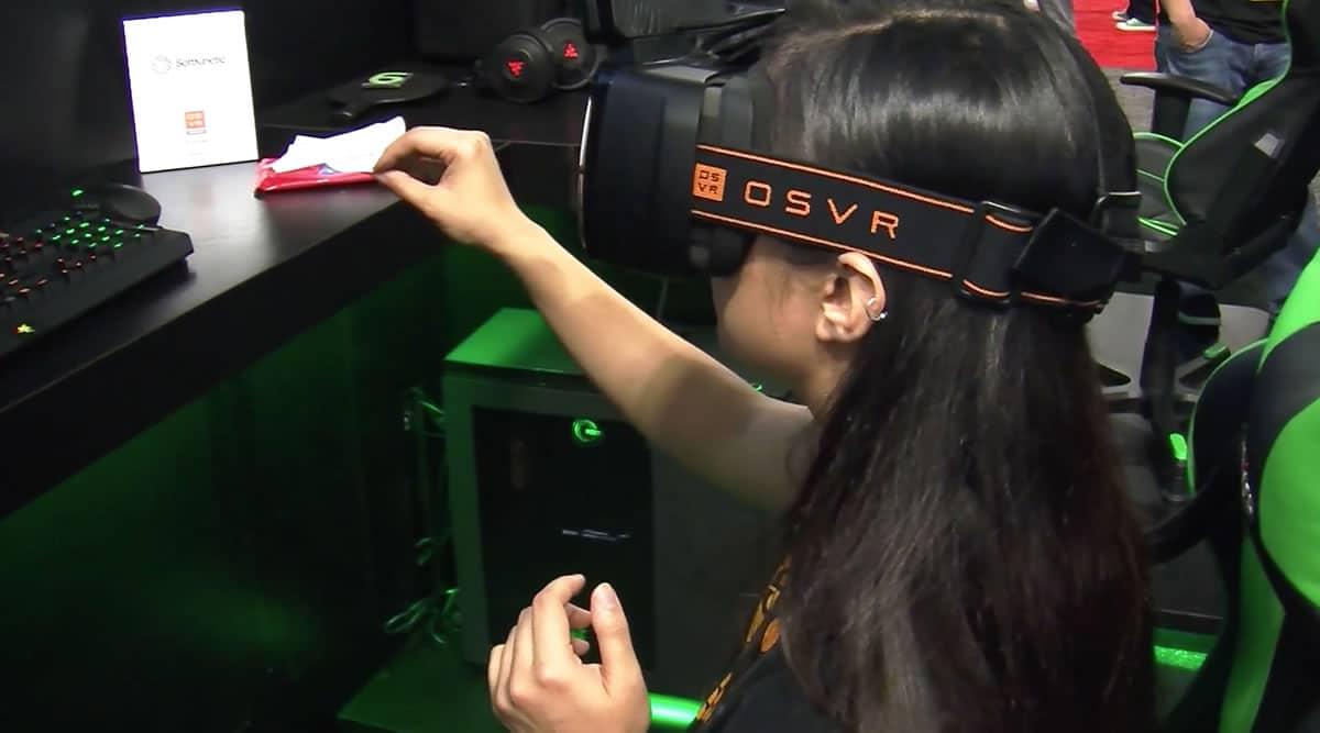 Lenovo: The Open Gaming Alliance está poniendo sus esfuerzos en la realidad aumentada y virtual.