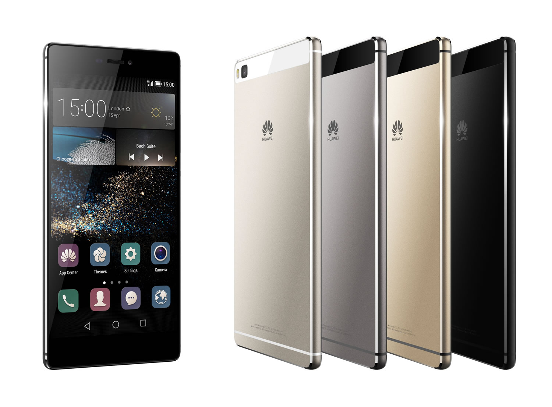 Huawei P8 en 4 colores