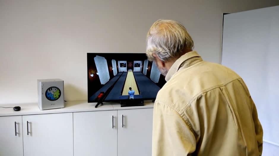 Basándose en Kinect, Memore ayuda a los ancianos a retrasar los efectos de la demencia.