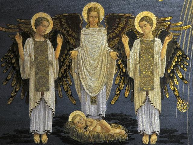 La reencarnación del hijo de Dios en Jesús es un hecho único en el Universo para la Iglesia.