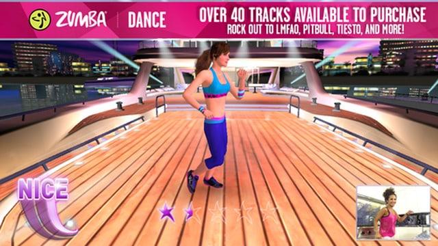 Zumba Dance App iOS