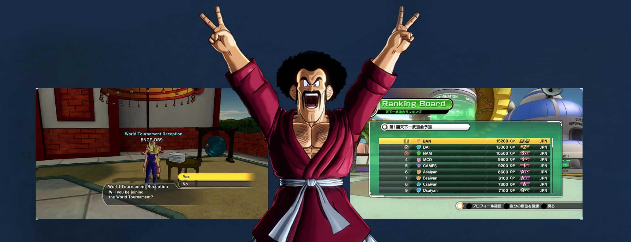 El torneo mundial de Dragon Ball Xenoverse sacará un ganador por región.