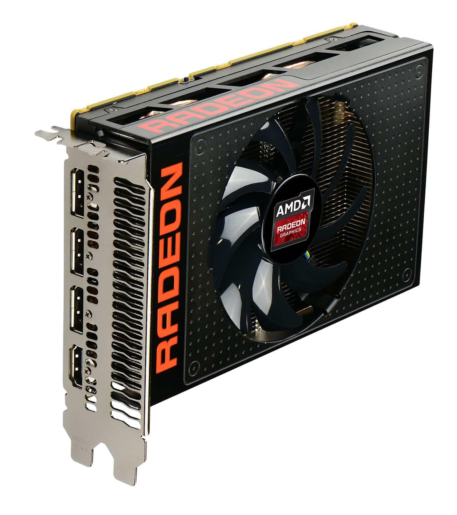 AMD Radeon R9 Nano.