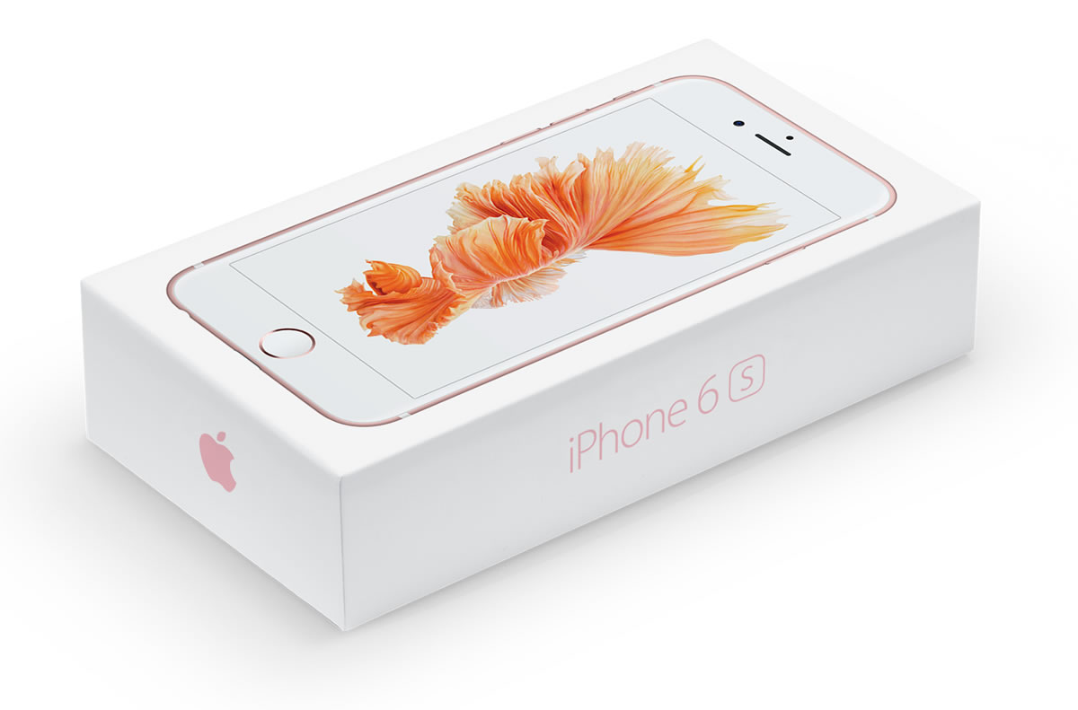 Caja iPhone 6S OhMyGeek
