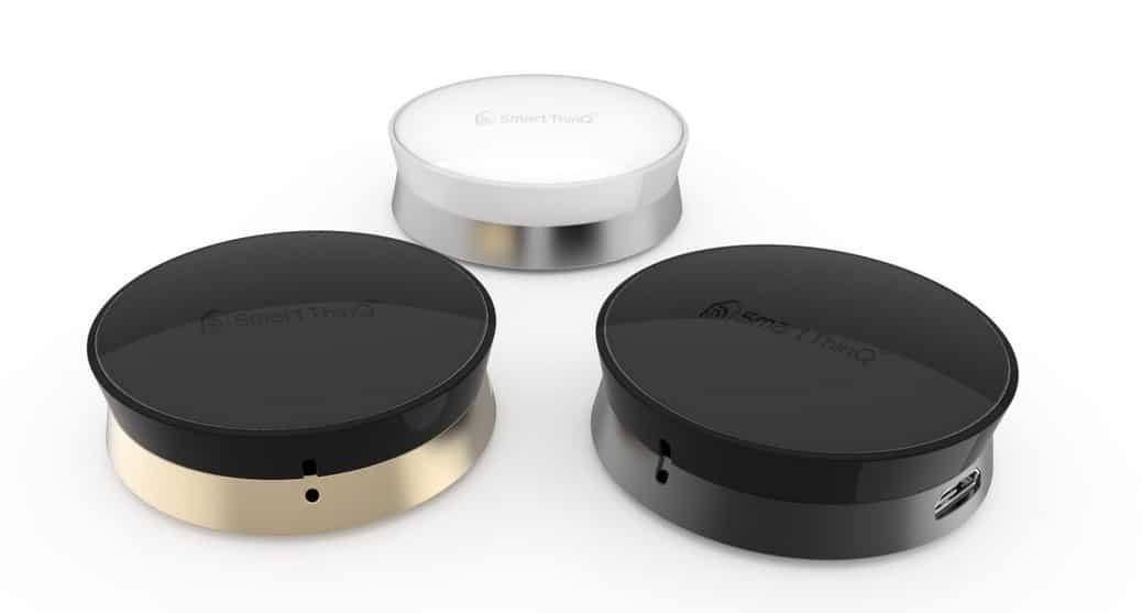 SmartThinQ ahora es un sensor para distintos electrodomésticos.