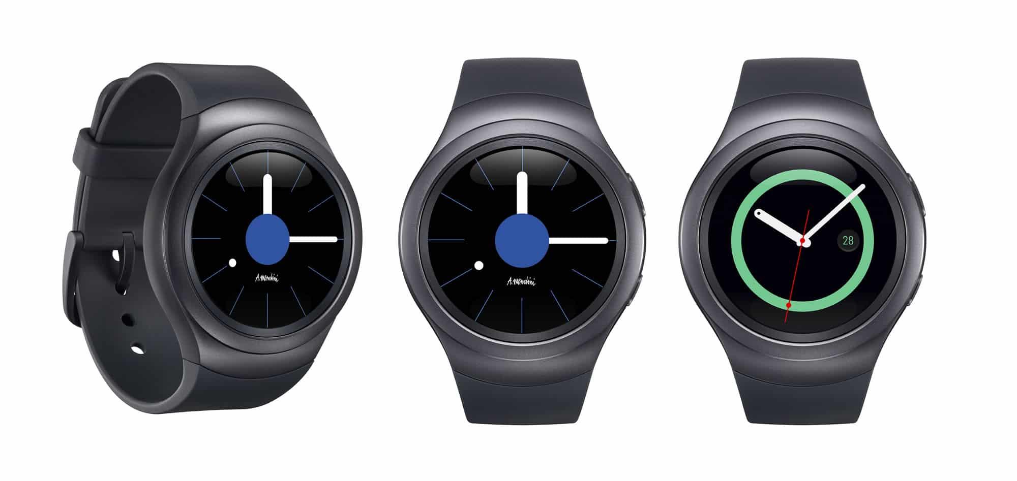 Samsung Gear S2 (Sport).