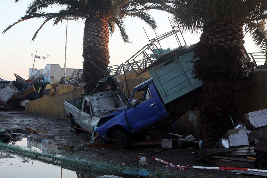 El terremoto de anoche afectó principalmente a las localidades de la IV Región.