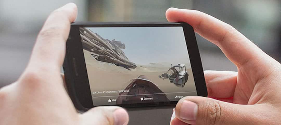 Gran parte de las nuevas innovaciones publicitarias de Facebook están orientadas al video.