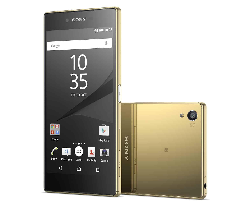 Sony Mobile Xperia Z5 Premium.
