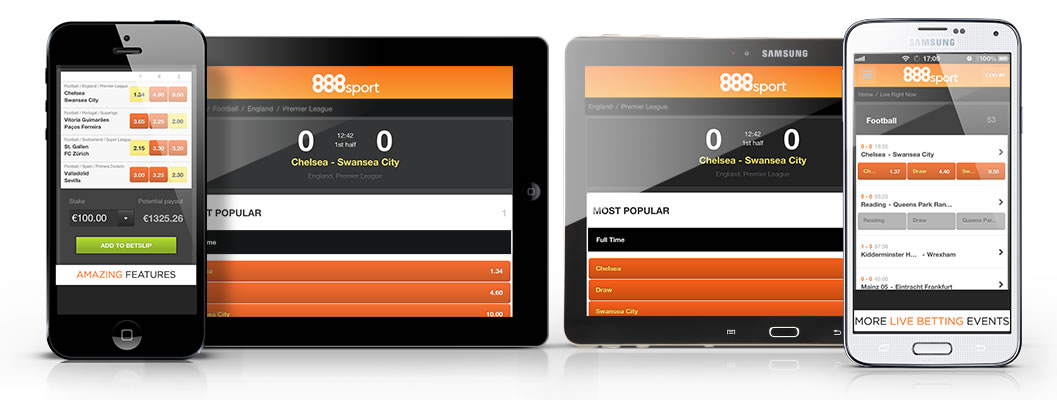 888sport está disponible para iOS y Android.