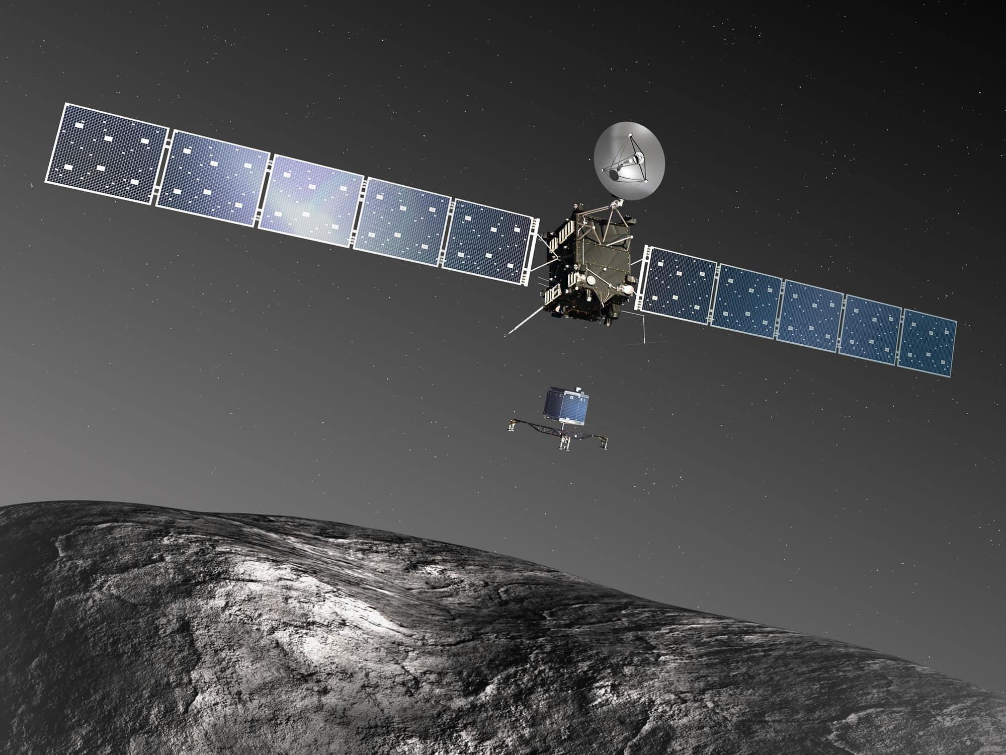 El descubrimiento de Rosetta sobre el cometa ha sido lo más importante de toda la misión.