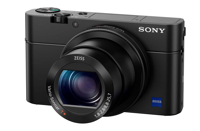 Sony Cyber-shot RX100 IV.