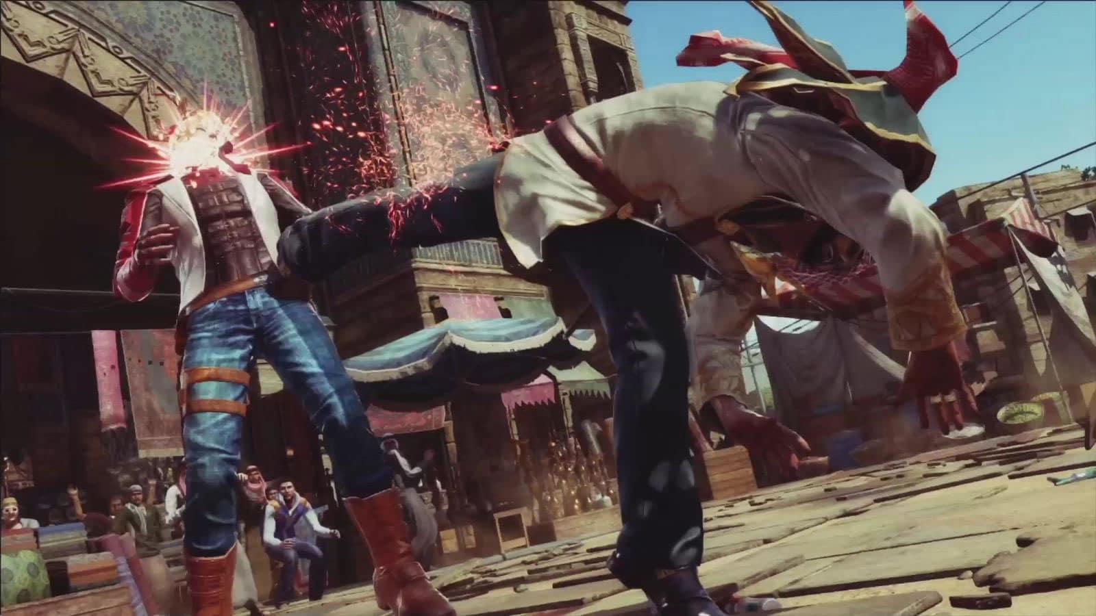 Tekken 7 en consolas tendrá nuevos personajes.