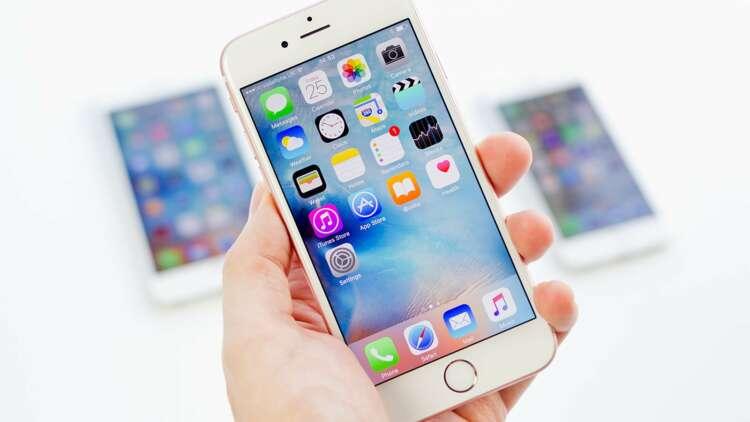 El iPhone 6S es uno de los teléfonos compatibles con 4G+.