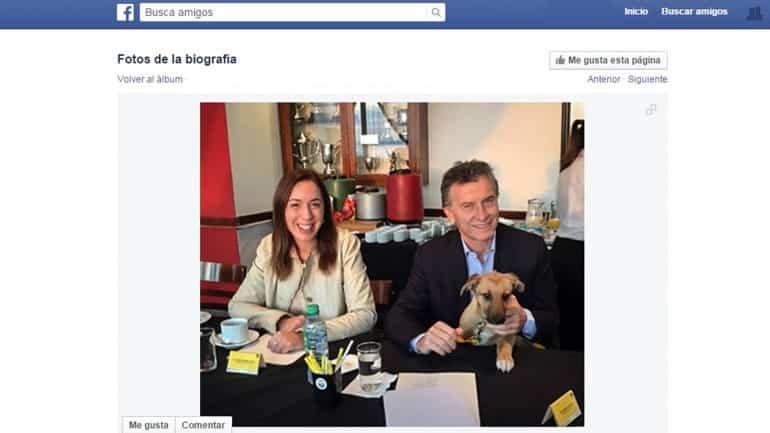 3 millones de personas mencionaron a Macri ayer en Argentina por Facebook.