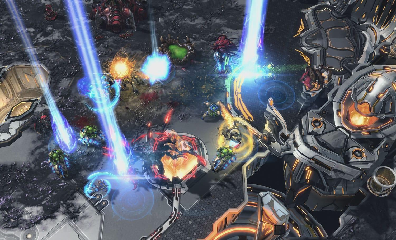 StarCraft II: Legacy of the Void se caracteriza por su nuevos mapas y experiencia multijugador.