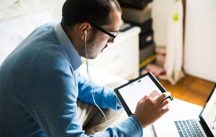 Los nuevos usuarios de planes hogar de Movistar, tendrán un límite de 500GB de consumo.