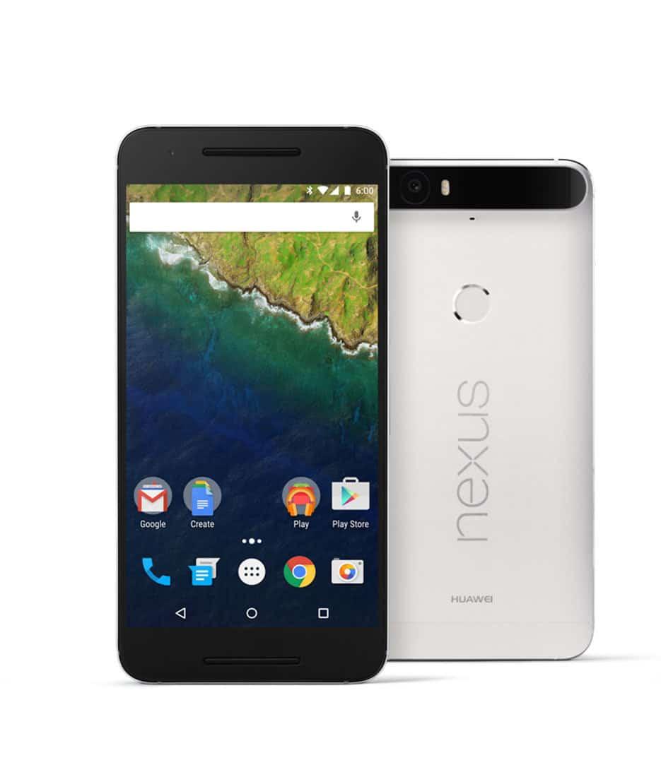 Huawei (Google) Nexus 6P.