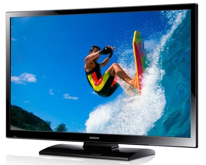 Los televisores Plasma fueron una revolución, pero no muy amigable con el medio ambiente.