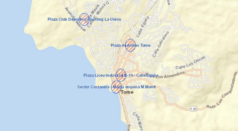 A través de la Web de ChileGob, podrás ver dónde están las zonas Wi-Fi.