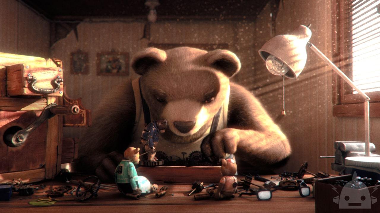 Bear Story Cortometraje Chileno 02