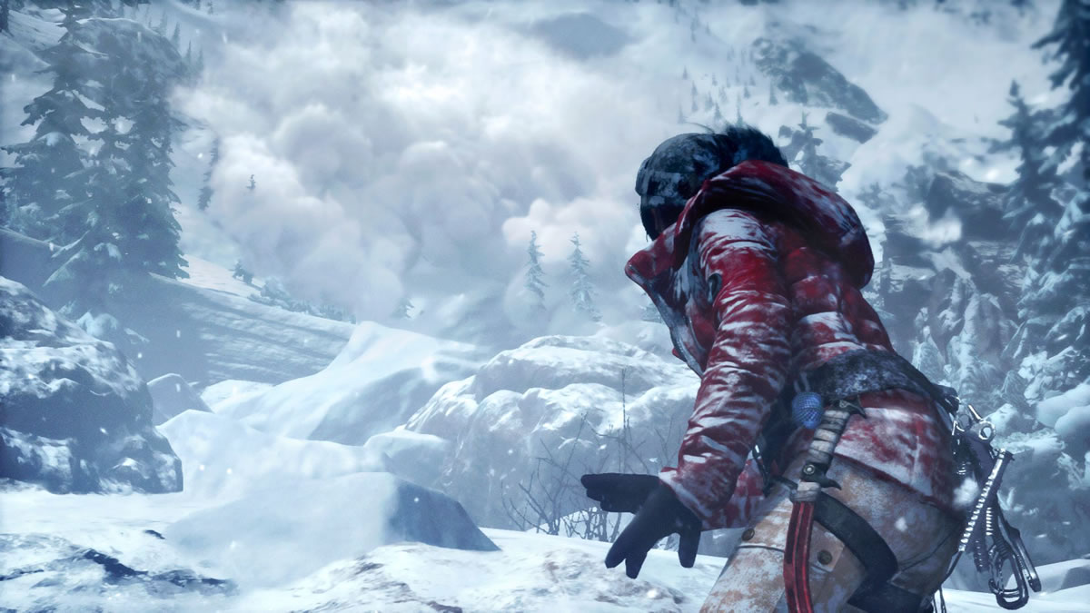 Rise of the Tomb Raider tendrá soporte para resolución 4K en Windows.