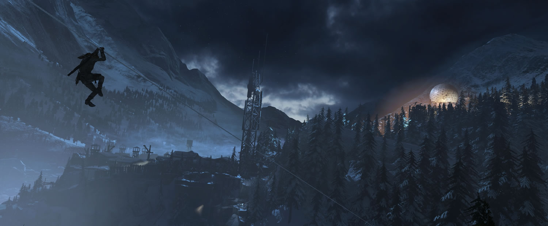 Rise of the Tomb Raider PC Gameplay