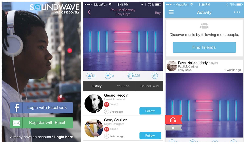 Soundwave App.