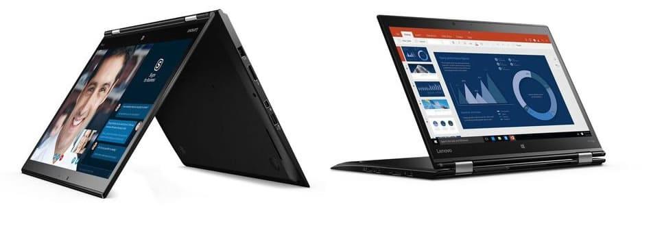 ThinkPad X1 Yoga.