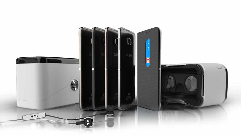 Accesorios de realidad virtual que complementan a los nuevos IDOL.