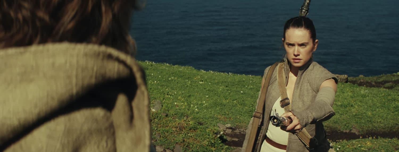 Rey y Luke están presentes en este teaser de producción del Episodio VIII.