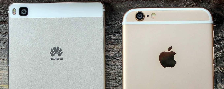 Huawei está convencido de batir a Apple este año.
