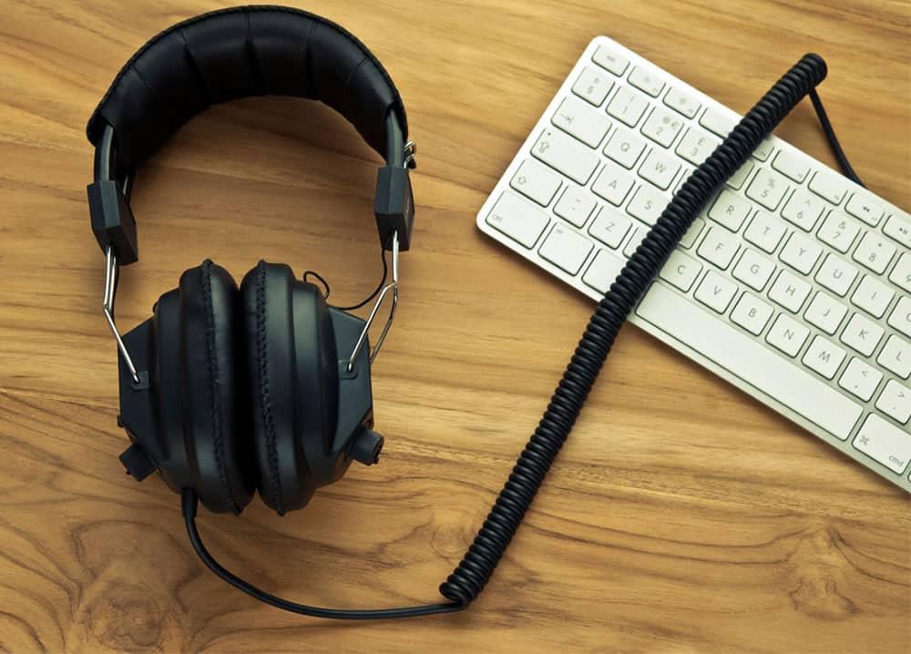 La música en un ambiente laboral elimina el estrés.