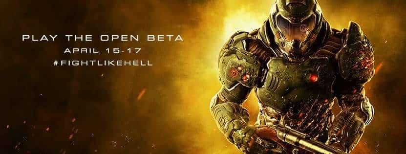 Doom 2016 Beta