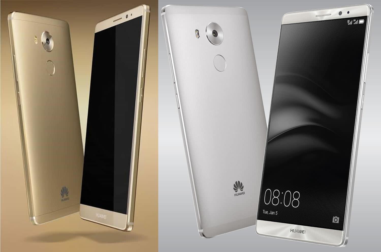 Huawei Mate 8.