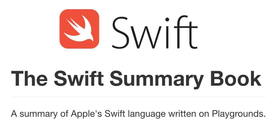 The Swift Summary Book.