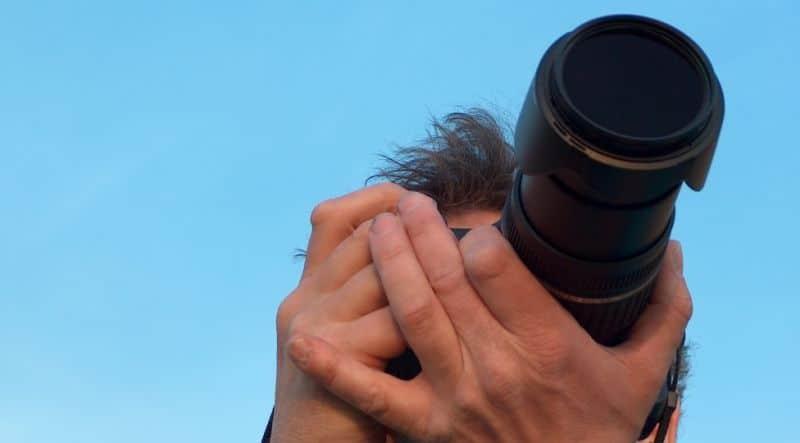 Atentos cuando uses el zoom al tomar tus fotografías para no perder precisión.
