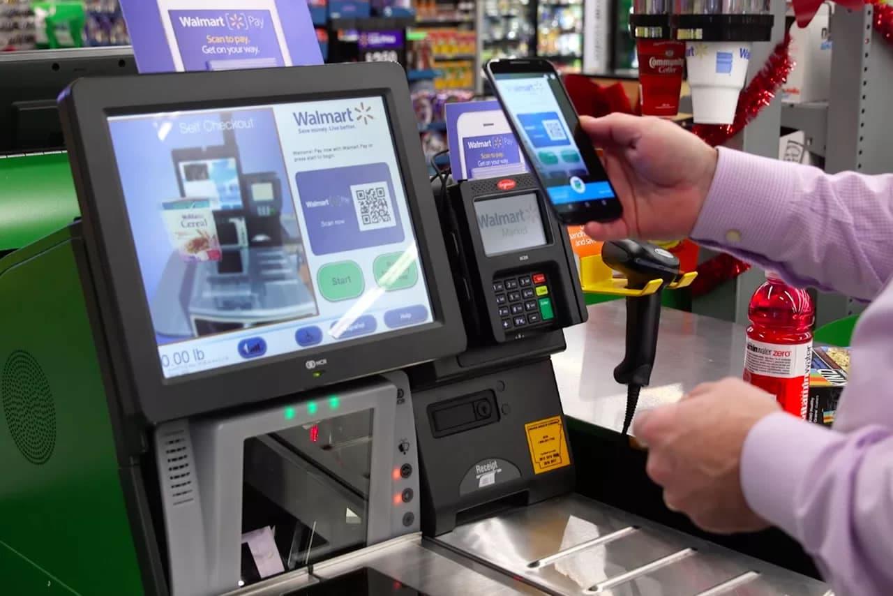 Wallmart es una cadena que implementó un sistema alternativo al efectivo.