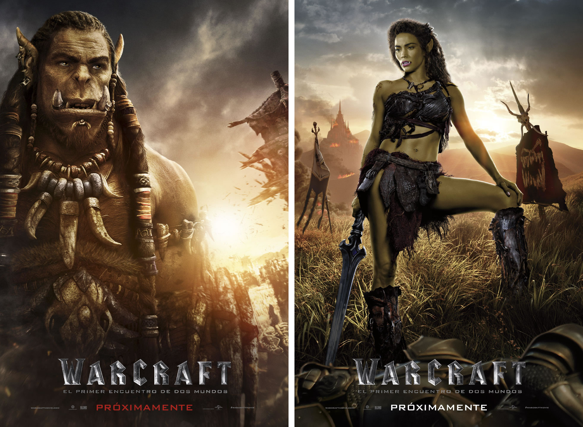 Warcraft Movie Durotan Garona