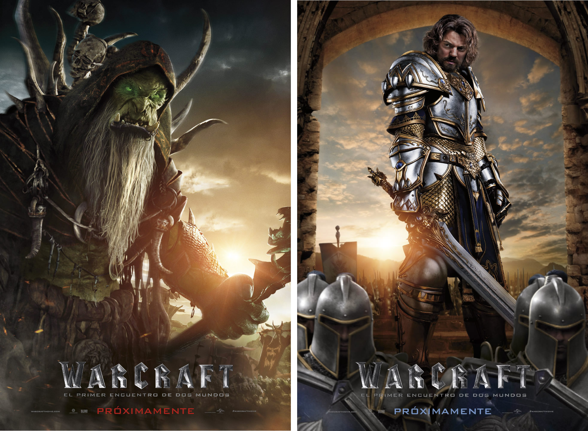 Warcraft Movie Guldan King Lane